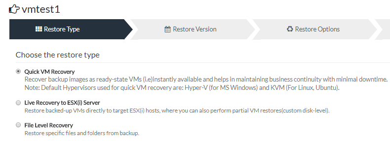 Vembu-BDR-Suite-3.9-supports-quick-recovery-of-Hyper-V-and-Disk-image-to-ESXi Vembu BDR Suite 3.9 New Features