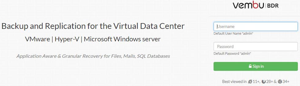 Vembu-BDR-Suite-Data-Protection-numerous-workloads Vembu BDR Suite 3.9 New Features