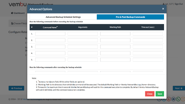 Vembu-BDR-Suite-v3.9.0-allows-configuring-pre-and-post-backup-commands