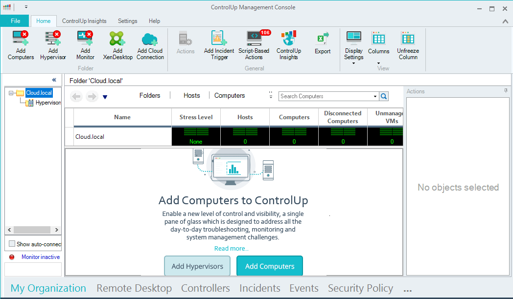 Add-Computers-to-ControlUp ControlUp VMware Performance and Health Monitoring