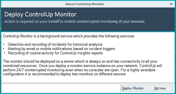 Deploying-a-ControlUp-Monitor ControlUp VMware Performance and Health Monitoring