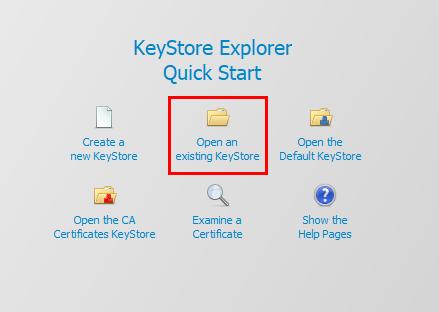 Opening-a-keystore-file-in-Keystore-Explorer