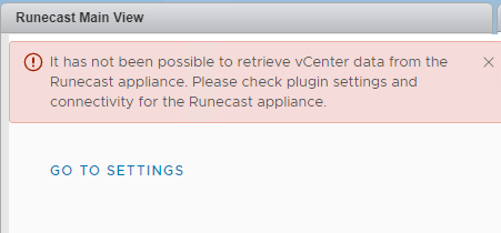 vCenter-Server-requires-setting-up-the-Runecast-address-and-API-key Runecast Analyzer 1.7 vSAN Support Visualization Improvements and New Web Plugins
