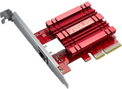 Asus-XG-C100-10G-NIC Asus XG-C100C 10G NIC Windows Server 2016 VLANs Jumbo Frames