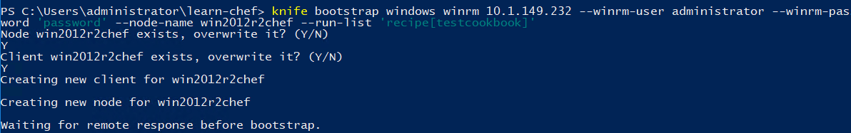 Bootstrapping-a-Windows-node-with-Chef