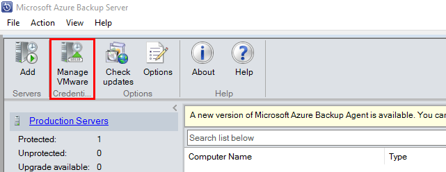 Click-the-Manage-VMware-Credentials-button