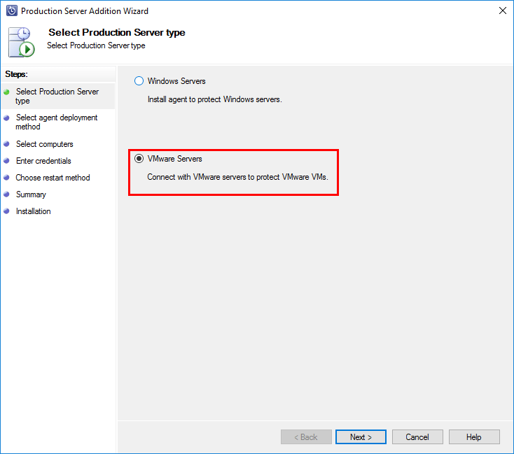Select-VMware-Servers-on-the-Production-Server-Addition-Wizard