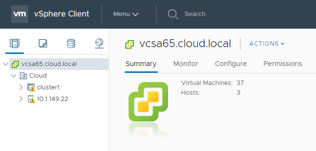 VMware-vSAN-6.7-includes-a-new-HTML5-UI VMware vSAN 6.7 Released with New Features
