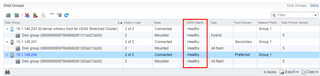 Making-sure-vSAN-disk-groups-all-show-as-healthy