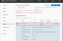 The-latest-VCSA-6.7a-patch-is-shown-as-available-214x140 Home
