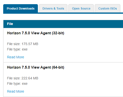 VMware-Horizon-7.5-Available-for-download-from-My-VMware VMware Horizon 7.5 Released with New Features