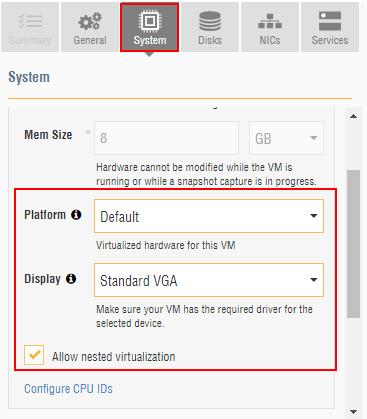 Tweaking-Ravello-System-configuration-to-allow-ESXi-6.7-to-run Installing VMware vSphere ESXi 6.7 in Ravello Cloud Service