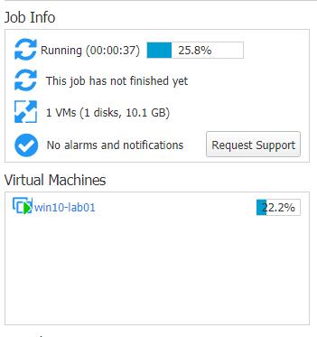 Running-the-NAKIVO-Flash-VM-Boot-Recovery-Job