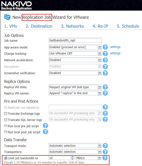 Throttle-Network-Backup-Replication-Traffic-with-NAKIVO-bandwidth-Throttling