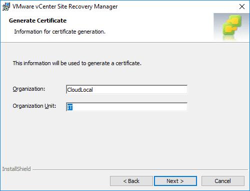 Certificate-identification-information-configuration