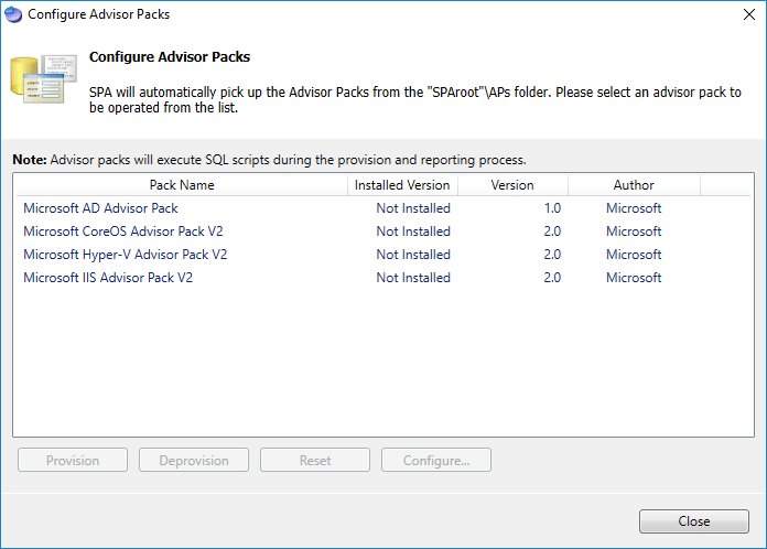 Configuring-Hyper-V-Advisor-Pack-in-Server-Performance-Advisor Monitoring Hyper-V Performance with Server Performance Advisor