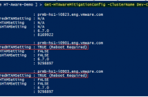 Running-the-VMware-HTA-Mitigation-Tool-scanning-for-Foreshadow-Mitigation-214x140 Home
