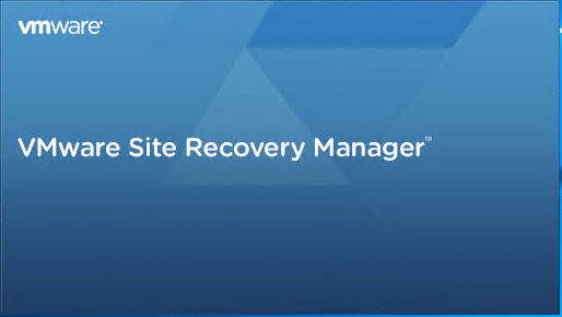 Site-Recovery-Manager-8.1-Installation-Begins