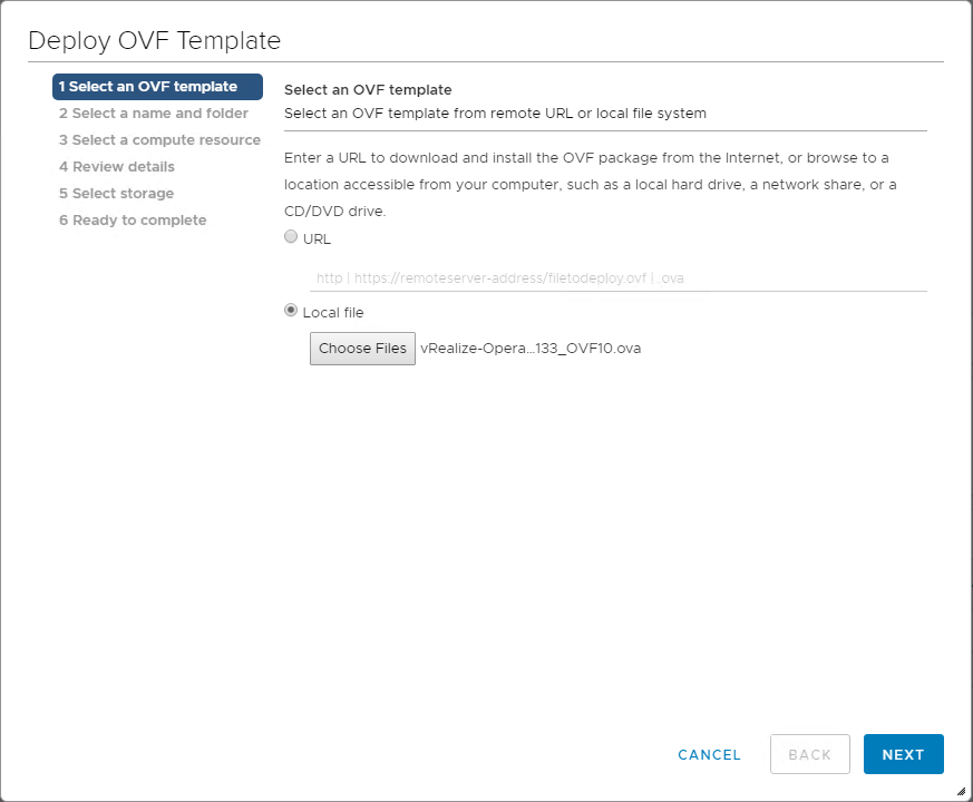 VMware vRealize Operations 7 0 New Features Installation and