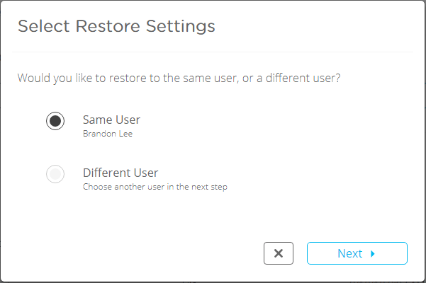 Restore-options-with-Spanning-Office-365-backup-solution Choosing the Best Office 365 Backup Solution