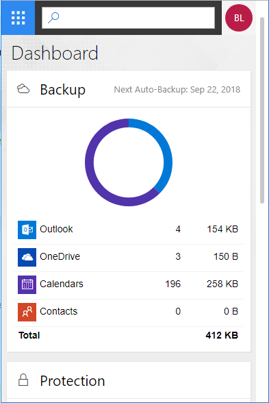 Spinbackup-Mobile-Responsive-UI-for-Office-365 Choosing the Best Office 365 Backup Solution
