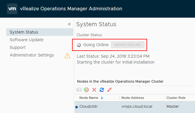 vRealize-Operations-7.0-going-online VMware vRealize Operations 7.0 New Features Installation and Configuration