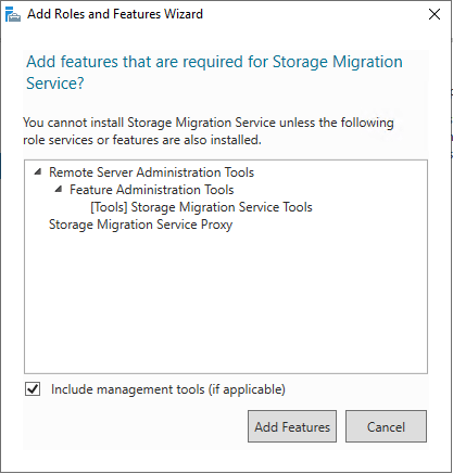 Include-additional-components-when-adding-the-Storage-Migration-Service Migrate from Windows Server 2003 to Windows Server 2019 with Storage Migration