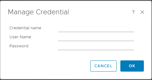 vRealize-Operations-Manager-7.0-Manage-Credential-allows-adding-credentials-for-vCenter-Server-connection VMware vRealize Operations 7.0 vCenter Connection and SMTP Configuration