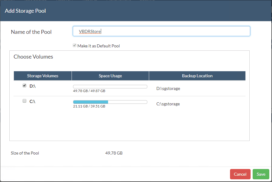 Adding-storage-to-the-Vembu-BDR-v4.0-Storage-pool Backup and Protect Hyper-V Clusters with Vembu BDR Suite v4.0