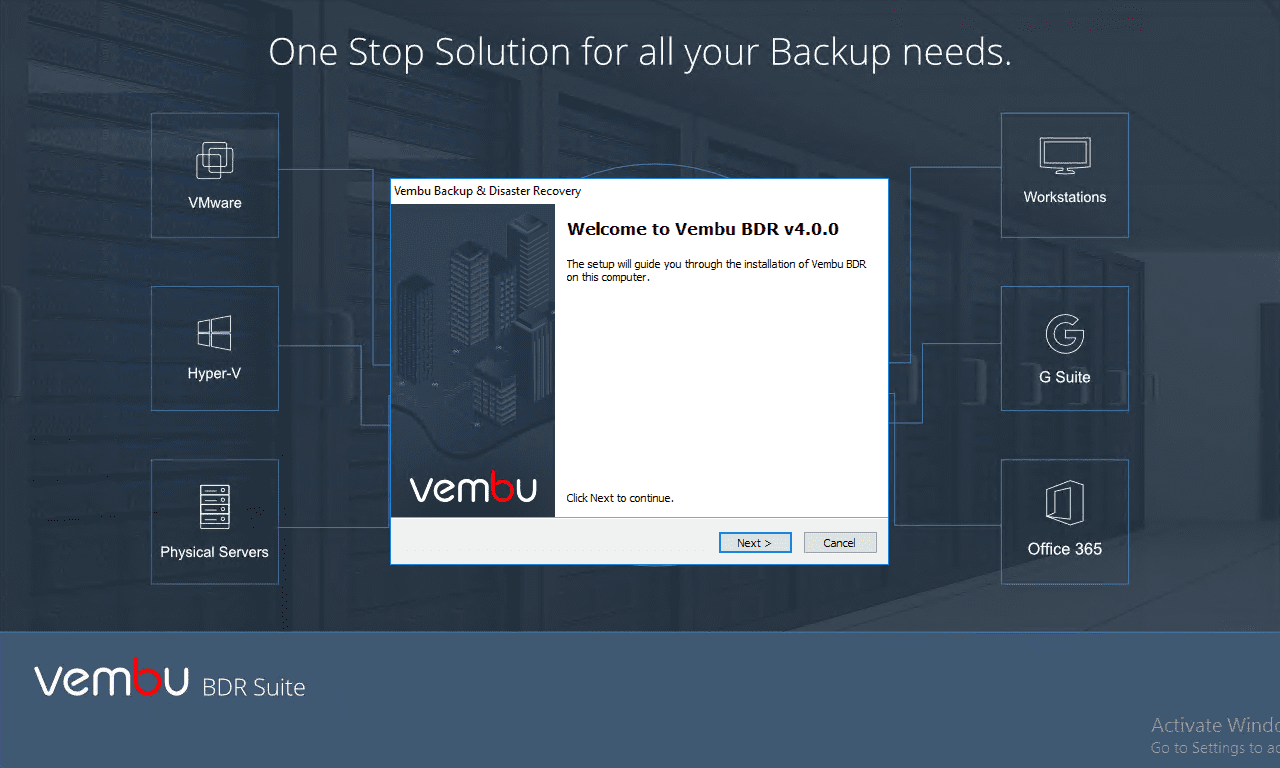 Vembu-BDR-Suite-v4.0-One-Stop-Shop-for-all-your-Backup-Needs Backup and Protect Hyper-V Clusters with Vembu BDR Suite v4.0
