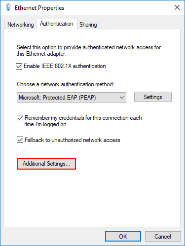 allow access to computer on network windows 10