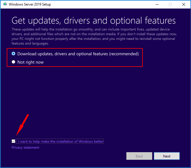 Beginning-the-upgrade-of-Windows-Server-2016-to-Windows-Server-2019-on-a-domain-controller Upgrading Windows Server 2016 Domain Controller DC to Windows Server 2019