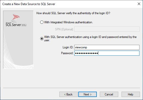 Choose-SQL-Server-authentication-for-the-Horizon-7.7-Composer-Server-DB-access VMware Horizon 7.7 Composer Server Installation