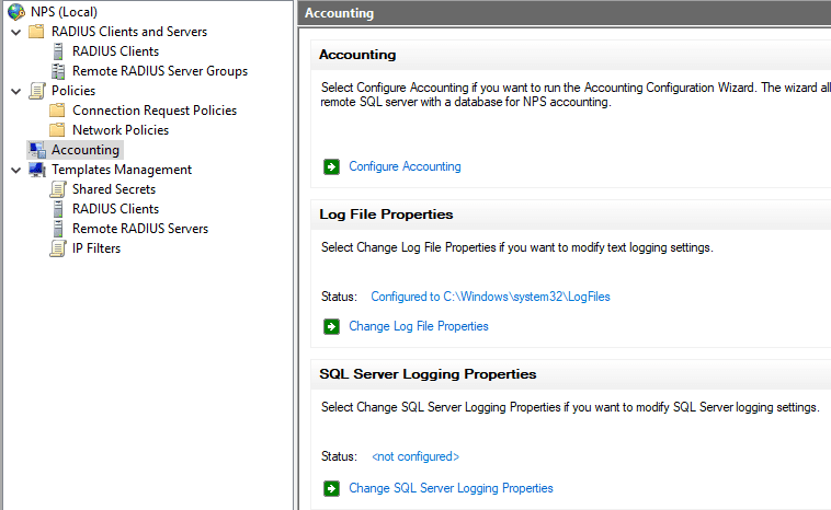 Installing Configuring Troubleshooting Windows Server 2019 NPS as