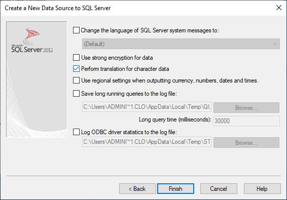 SQL-Server-datasource-for-the-Horizon-7.7-Composer-Server-ODBC-connection VMware Horizon 7.7 Composer Server Installation