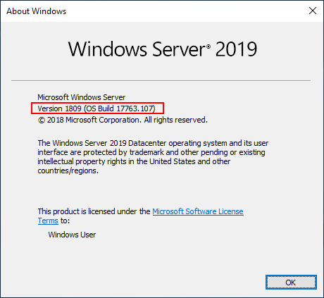 Upgrading Windows Server 2016 Domain Controller DC to