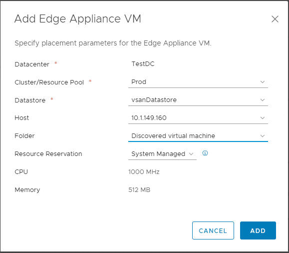 Edge-Appliance-VM-Settings VMware NSX Layer 2 Bridge Configuration