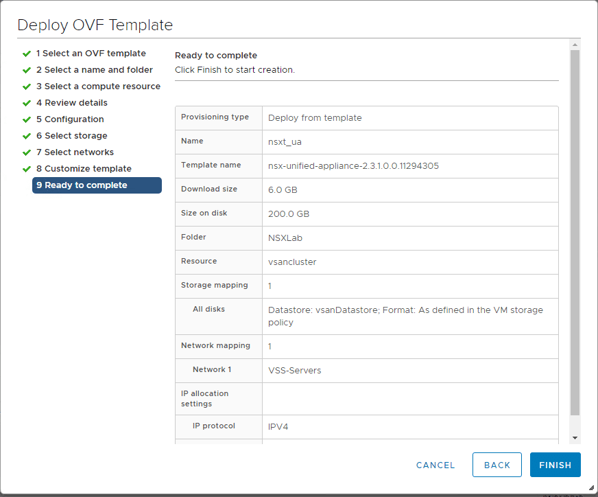 Ready-to-complete-the-NSX-T-unified-appliance-deployment-as-an-NSX-T-Manager What is VMware NSX-T Manager Unified Appliance and Installation