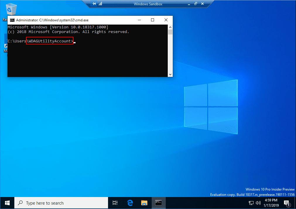 The-New-Windows-10-Sandbox-app-is-run-under-the-WDAGUtilityAccount-user-account
