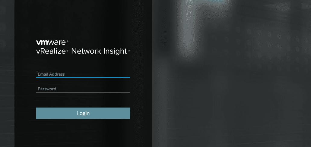 VMware-vRealize-Network-Insight-Login-4.0-login-screen