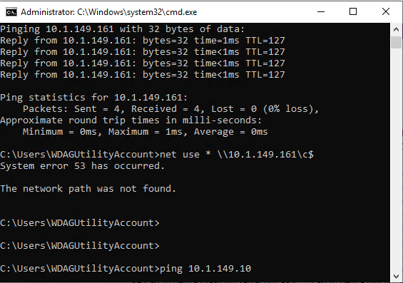Windows-10-Sandbox-app-can-ping-the-public-IP-of-the-host-once-File-and-Printer-Sharing-is-enabled Installing New Windows 10 Sandbox Feature Networking Resources Browsers Security
