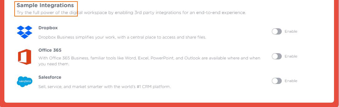 Sample-Integrations-available-VMUG-TestDrive-environment