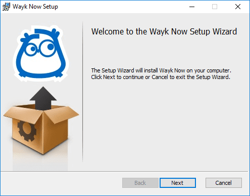 Beginning-Wayk-Now-setup