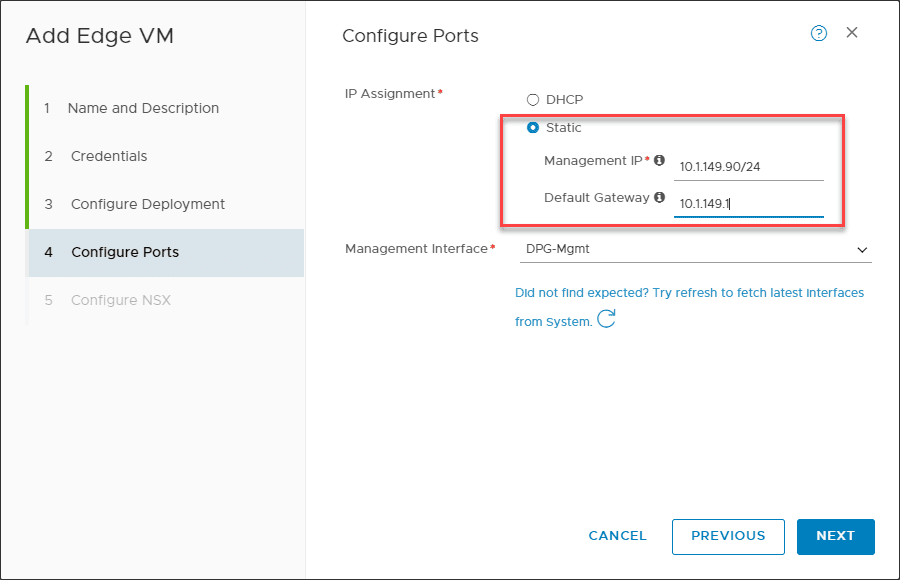 Configure-NSX-T-2.4-Edge-VM-IP-assignment-and-management-interface Deploy VMware NSX-T 2.4 Edge Transport Appliance VM