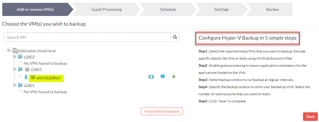 Creating-a-Windows-Server-2019-Storage-Spaces-Direct-Backup-job-in-Vembu-BDR-Suite-4.0