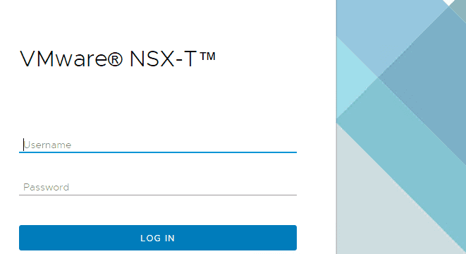 Login-to-the-NSX-T-2.4-combined-manager-controller-appliance Install VMware NSX-T 2.4 Manager Controller Combined Appliance