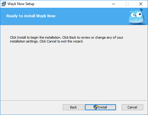 Ready-to-install-Wayk-Now-with-the-configured-options