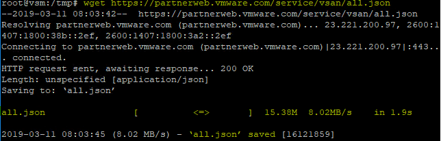 Using-a-Linux-box-to-pull-down-the-all.json-file-for-the-vSAN-6.7-Update-release-catalog VMware vSAN 6.7 Update 1 Unable to Update Release Catalog Error