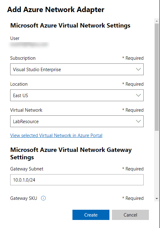 Configuring-Microsoft-Azure-Virtual-Network-Adapter-settings