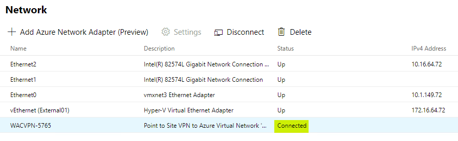Connected-status-in-Windows-Admin-Center-for-the-Azure-Network-Adapter-Point-to-Site-VPN